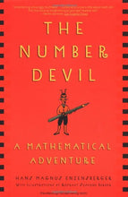 Load image into Gallery viewer, The Number Devil: A Mathematical Adventure