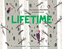 Load image into Gallery viewer, Lifetime: The Amazing Numbers in Animal Lives