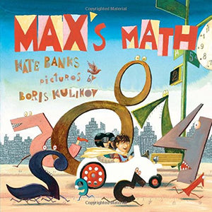 Max's Math (Max's Words)