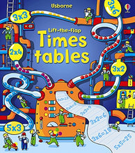 Load image into Gallery viewer, Lift the Flap Times Tables Book (Usborne Lift-the-Flap-Books)
