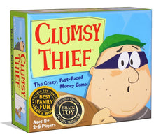 Load image into Gallery viewer, Melon Rind Clumsy Thief Money Game - Adding to 100 Math Card Game for Kids (Ages 8 and up)