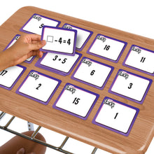 Load image into Gallery viewer, EAI Education Math Stacks Addition & Subtraction Game: Grades 1-2