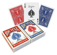 Load image into Gallery viewer, Bicycle Standard Face Playing Cards, 2 Piece