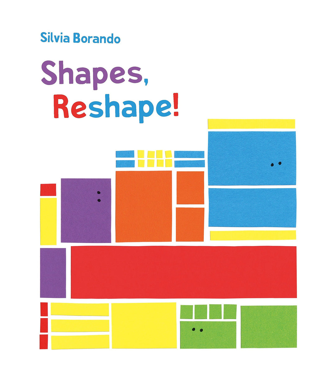 Shapes, Reshape!: A Minibombo Book