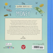 Load image into Gallery viewer, The Know-Nonsense Guide to Money: An Awesomely Fun Guide to the World of Finance! (Know Nonsense Series)