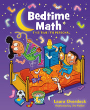 Load image into Gallery viewer, Bedtime Math: This Time It's Personal (Bedtime Math Series)