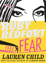 Load image into Gallery viewer, Ruby Redfort Feel the Fear