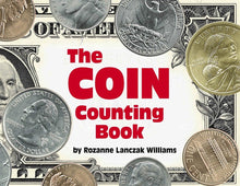 Load image into Gallery viewer, The Coin Counting Book