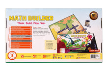 Load image into Gallery viewer, LogicRoots Math Builder Equation Building# Board Game Stem Toy Math Manipulative
