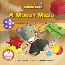 Load image into Gallery viewer, A Mousy Mess: Sorting (Mouse Math ®)