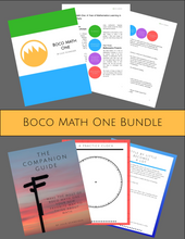 Load image into Gallery viewer, Boco Math One Bundle
