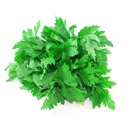Organic Italian Parsley - Dosner Organics Farms