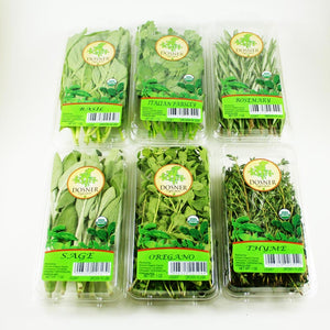 Organic Little Italy 6-Pack - Dosner Organics Farms