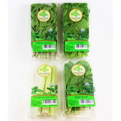 Organic My Thailand 4-Pack - Dosner Organic Farms