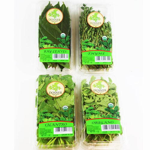 Organic Tex-Mex  4 PACK - Dosner Organics Farms