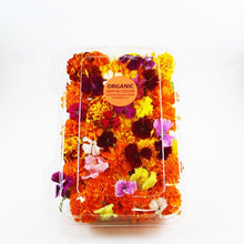 Load image into Gallery viewer, ORGANIC EDIBLE MIXED FLOWERS - Dosner Organics Farms