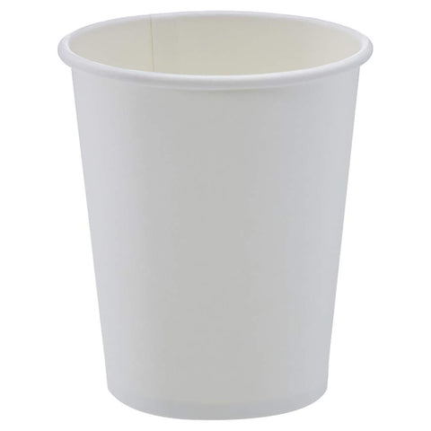 AmazonBasics 8 oz. Compostable PLA Laminated Hot Paper Cup, 1,000-Count