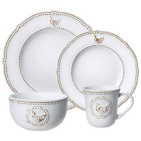 Pfaltzgraff Farmhouse Dinnerware Set (32 Piece)