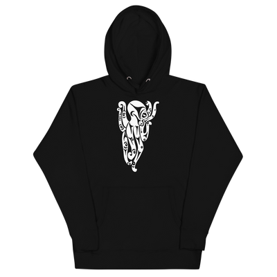 Octopus - Premium Unisex Hoodie | Salish.Design: Coast Salish Art Clothing