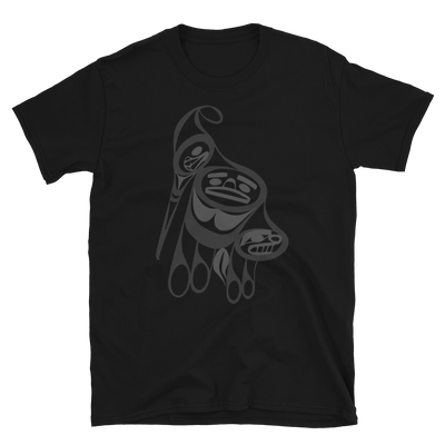 Precious Hummingbird - Unisex Coast Salish T-Shirt | Salish.Design: Coast Salish Art Clothing