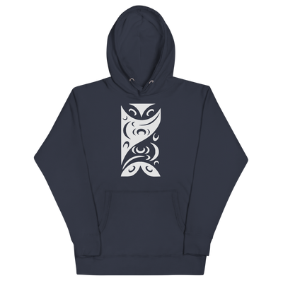 Redefining Each Other - Premium Unisex Hoodie | Salish.Design: Coast Salish Art Clothing