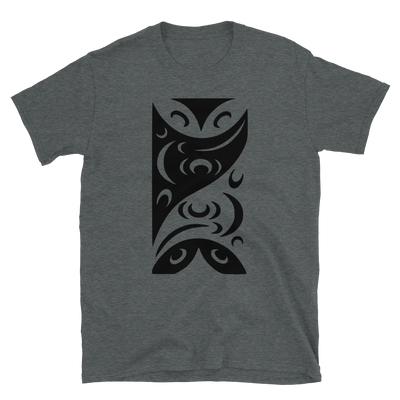 Redefining Each Other - Unisex Coast Salish T-Shirt | Salish.Design: Coast Salish Art Clothing
