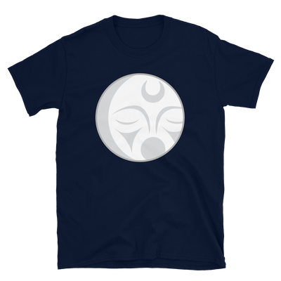 Crescent Moon - Unisex Coast Salish T-Shirt | Salish.Design: Coast Salish Art Clothing
