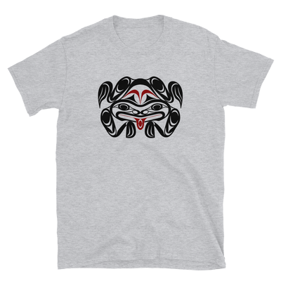 Chief Tzouhalem Transformed - Unisex Coast Salish T-Shirt | Salish.Design: Coast Salish Art Clothing