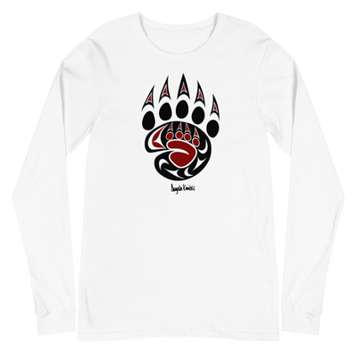 Legacy - Classic Long Sleeve Tee | Salish.Design: Coast Salish Art Clothing