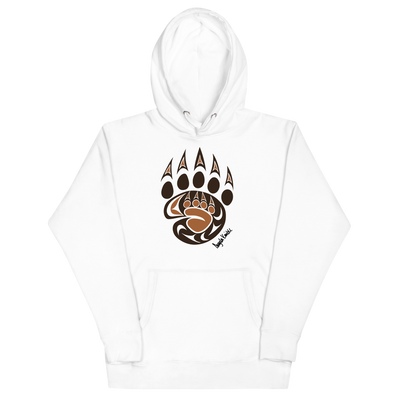 Legacy - Premium Unisex Hoodie | Salish.Design: Coast Salish Art Clothing