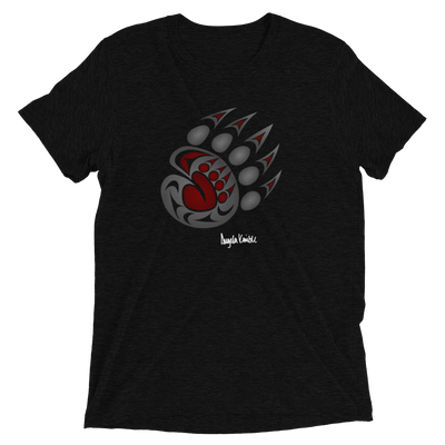 Legacy - Tri-Blend Unisex T-Shirt | Salish.Design: Coast Salish Art Clothing