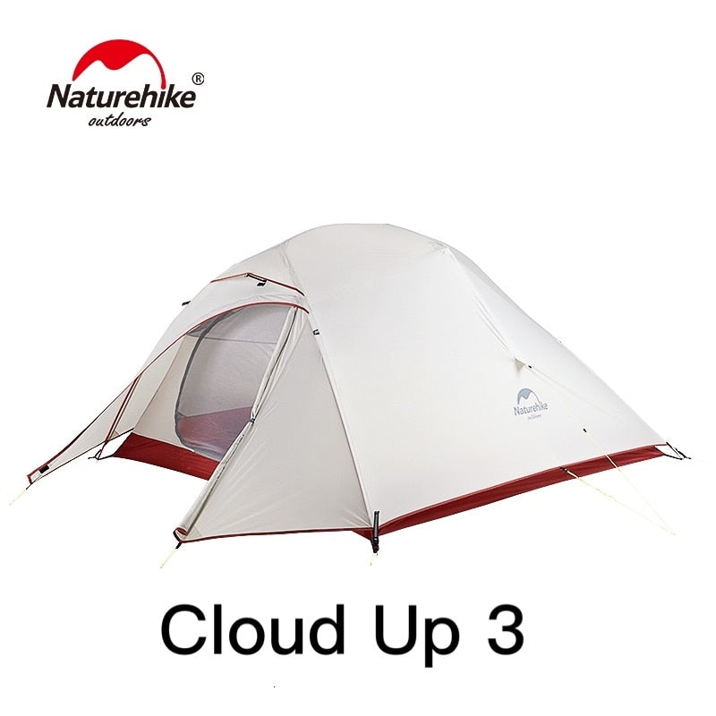 Graded Camping Tent