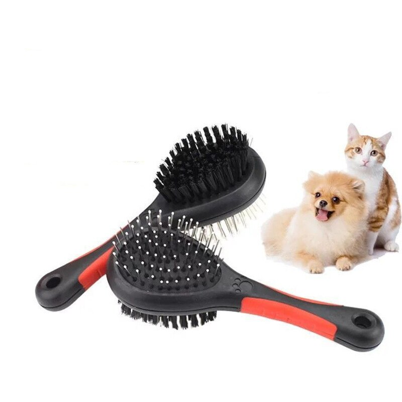 Double-Sided Pet Comb