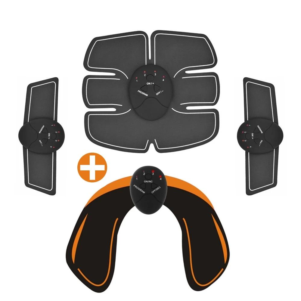 Vibrating Exercise Stimulate Machine