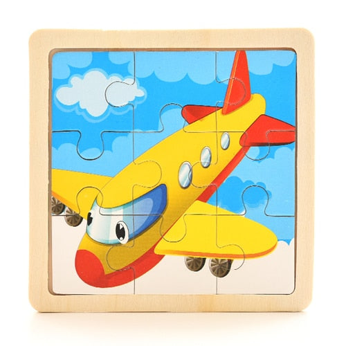Paper Jigsaw Puzzles ( 3D )