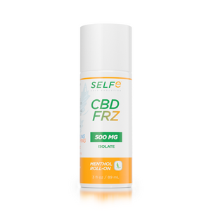 SELFe CBD FRZ Roll-On 500 mg Isolate