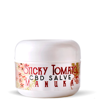 Sticky Tomato 500 mg Manuka Salve