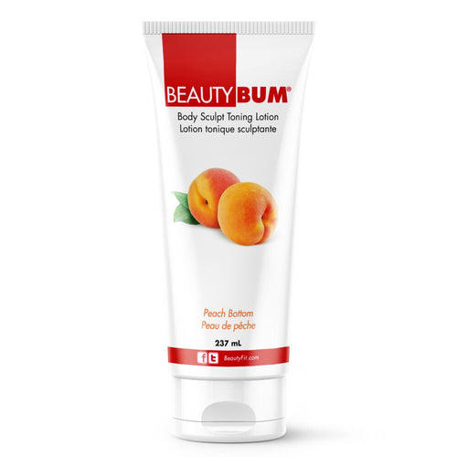 BeautyBum® Muscle Toning Lotion - Peach Bottom