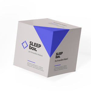 SLEEP box. Par Amandine Malard