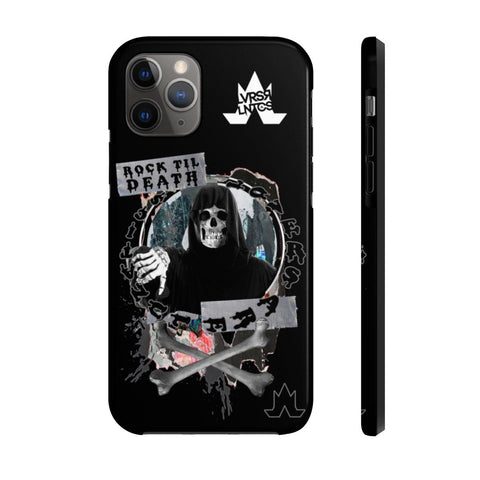 Rock Til' Death - Case Mate Tough Phone Cases