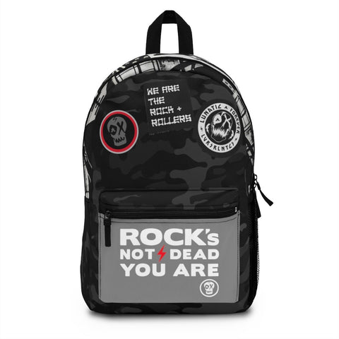 Rock + Rollers Backpack