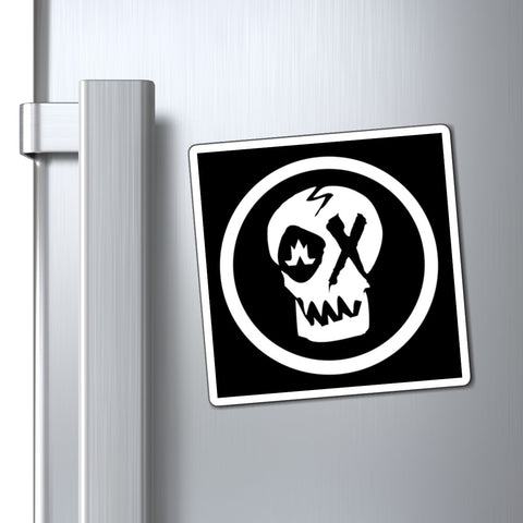 Skully Magnets - 3 Size Options