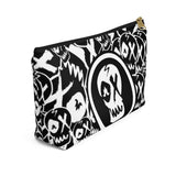 Skully - Accessory Pouch w T-bottom