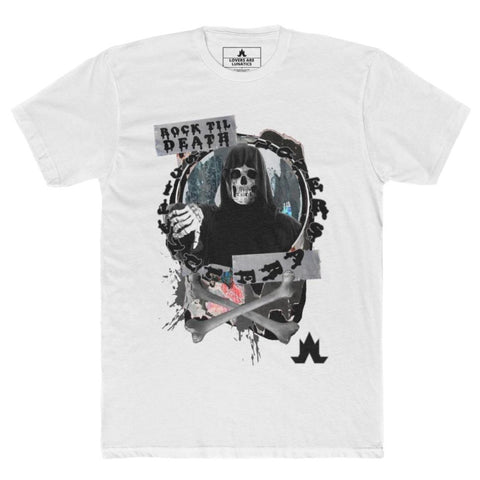 Rock Til' Death Tee - Men's (7 Color Options)