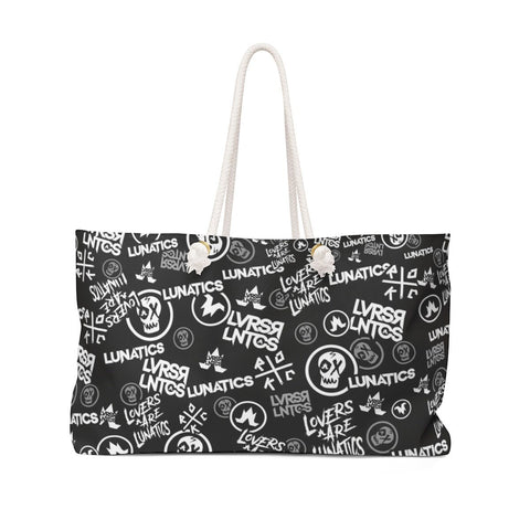 "World Infamous - Weekender Tote - 24"" x 13"""