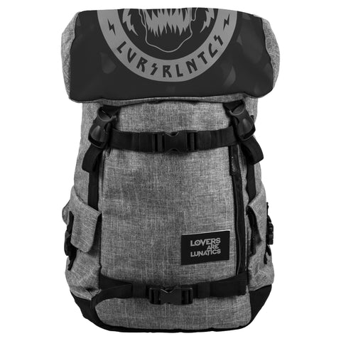 Lunatic Forever - Premium Utility Backpack