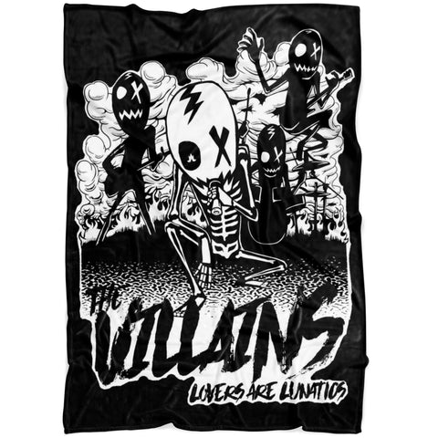Villains In Concert - Fleece Blanket