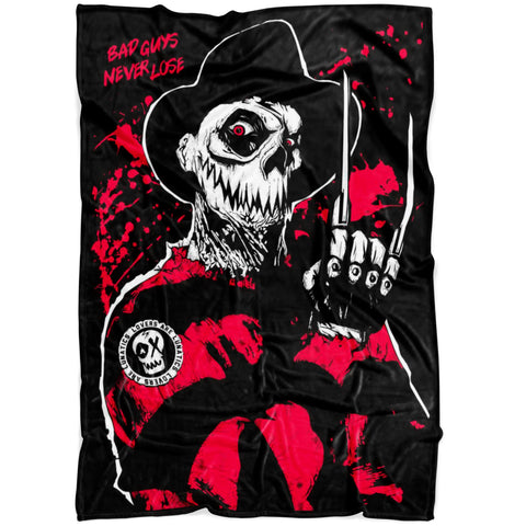 Skully Krueger - Fleece Blanket