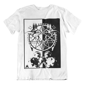 Arch Angel Tee (Black Print Version) - Men's