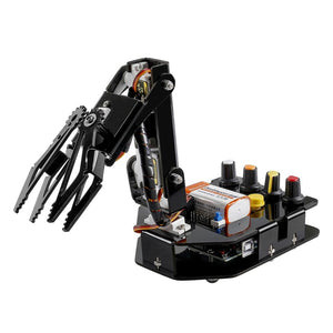 Arduino Programmable Robotic Arm Kit